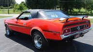 1973 Ford Mustang Convertible presented as lot S107.1 at Kansas City, MO 2011 - thumbail image3