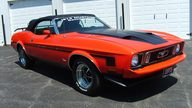 1973 Ford Mustang Convertible presented as lot S107.1 at Kansas City, MO 2011 - thumbail image8