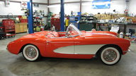 1956 Chevrolet Corvette Convertible 265/240 HP, 3-Speed presented as lot S121.1 at Kansas City, MO 2011 - thumbail image2
