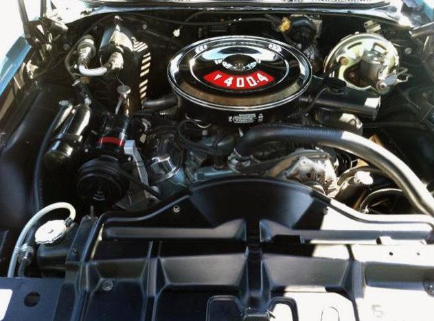 1968 Pontiac GTO 400/350 HP, Automatic presented as lot T170 at Kansas City, MO 2011 - image7