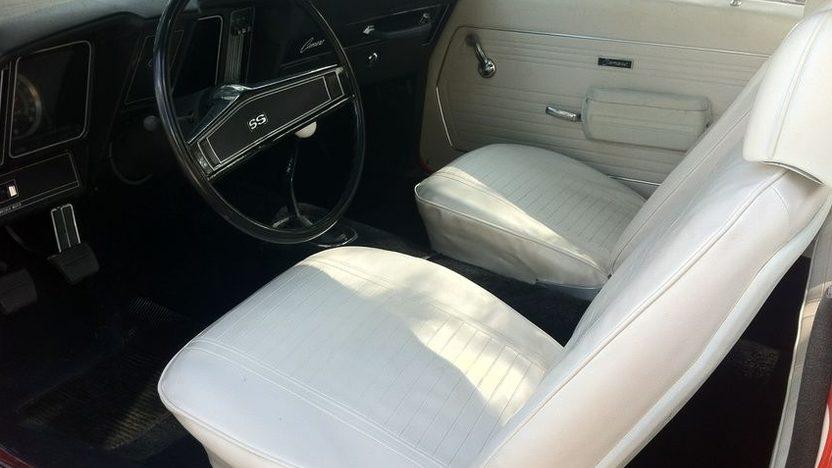 1969 Chevrolet Camaro SS Coupe presented as lot S31.1 at Kansas City, MO 2011 - image6