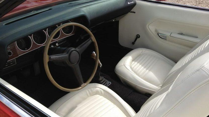 1970 Plymouth Hemi Cuda Convertible Replica presented as lot S144.1 at Kansas City, MO 2011 - image5