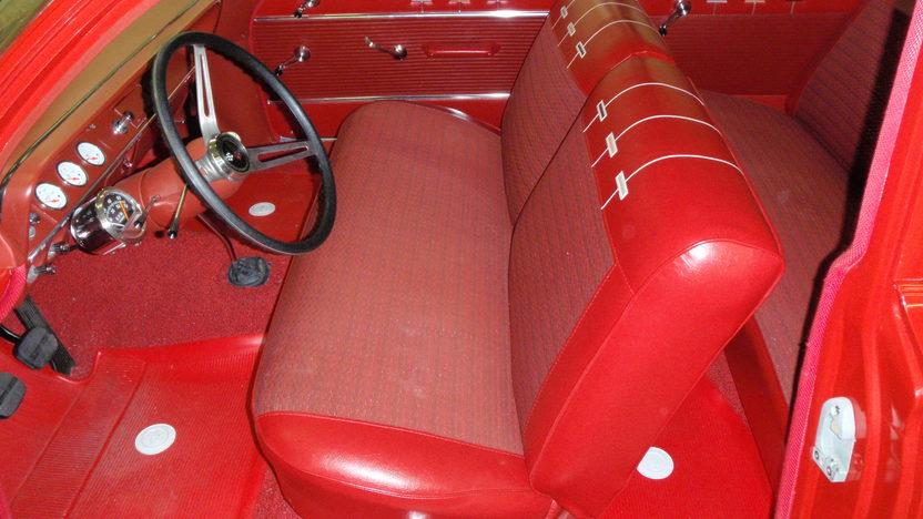 1962 Chevrolet Biscayne 2-Door Sedan 409/409 HP, 4-Speed presented as lot S62.1 at Kansas City, MO 2011 - image4