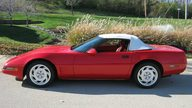 1991 Chevrolet Corvette Convertible 350/245 HP, Automatic presented as lot F16 at Kansas City, MO 2011 - thumbail image2
