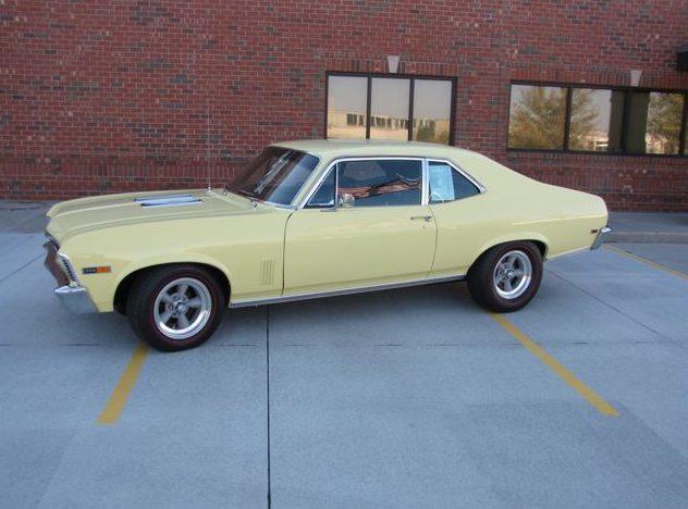 1969 Chevrolet Nova SS 4-Speed presented as lot F199.1 at Kansas City, MO 2011 - image2