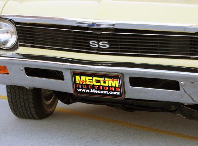 1969 Chevrolet Nova SS 4-Speed presented as lot F199.1 at Kansas City, MO 2011 - image3