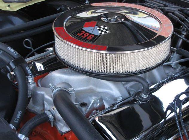 1969 Chevrolet Nova SS 4-Speed presented as lot F199.1 at Kansas City, MO 2011 - image6