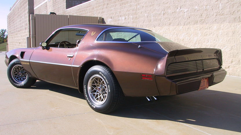 1979 Pontiac Trans Am 455 CI, Automatic presented as lot F185.1 at Kansas City, MO 2011 - image2