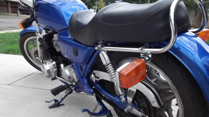 1979 Honda 750 Motorcycle presented as lot T115.1 at Kansas City, MO 2011 - image2