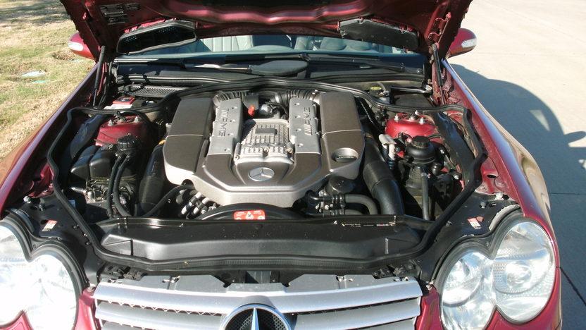 2003 Mercedes-Benz Sl55 Amg Convertible presented as lot S178 at Kansas City, MO 2011 - image6