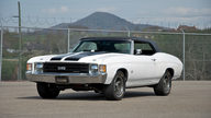 1972 Chevrolet Chevelle SS Convertible 454 CI, 4-Speed presented as lot S175.1 at Kansas City, MO 2011 - thumbail image8