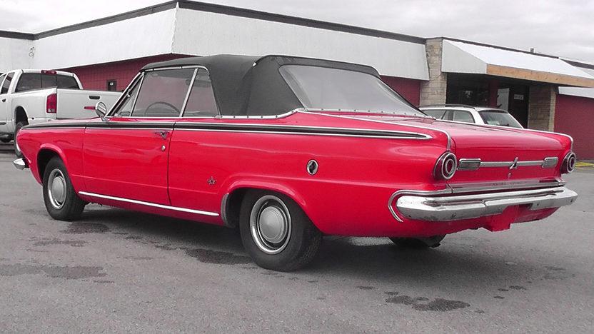 1964 Dodge Dart presented as lot T64 at Kansas City, MO 2012 - image2