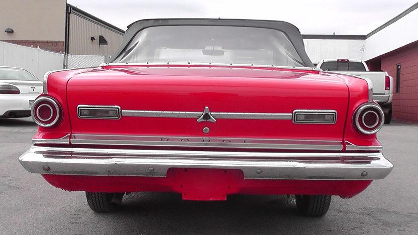 1964 Dodge Dart presented as lot T64 at Kansas City, MO 2012 - image7