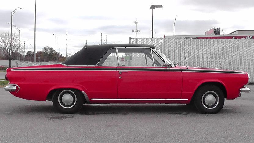 1964 Dodge Dart presented as lot T64 at Kansas City, MO 2012 - image8