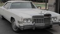 1973 Cadillac Eldorado Convertible presented as lot T73 at Kansas City, MO 2012 - thumbail image5