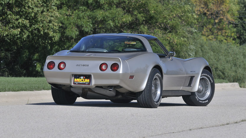 1982 Chevrolet Corvette Collector Edition presented as lot T138 at Kansas City, MO 2012 - image2