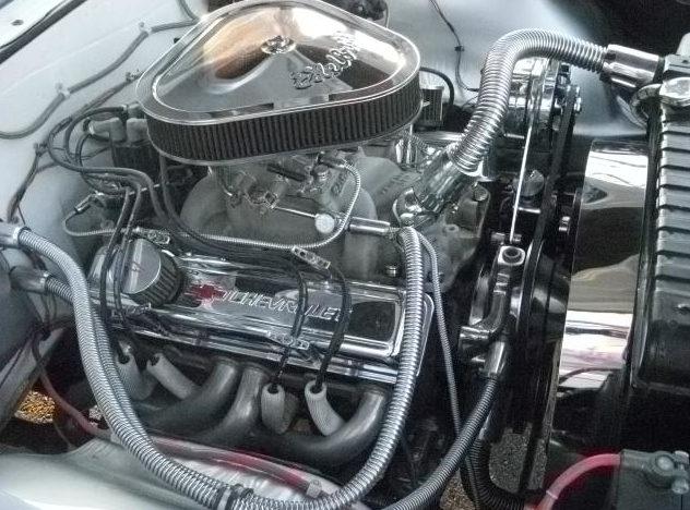 1966 Chevrolet El Camino 327 CI, Automatic presented as lot T211 at Kansas City, MO 2012 - image5