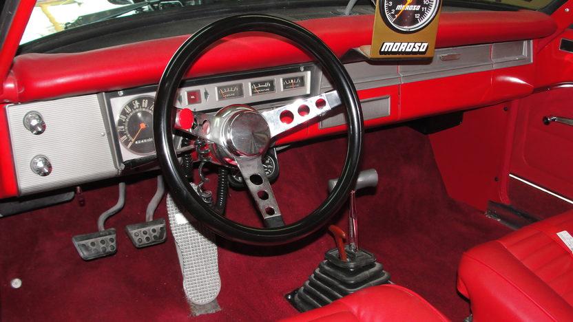 1963 Dodge Dart Blown 440 CI, 4-Speed presented as lot F73 at Kansas City, MO 2012 - image3