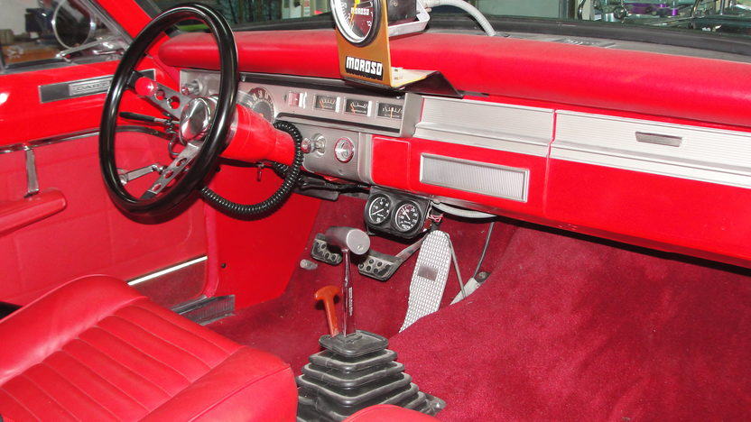 1963 Dodge Dart Blown 440 CI, 4-Speed presented as lot F73 at Kansas City, MO 2012 - image4