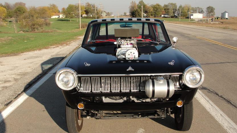1963 Dodge Dart Blown 440 CI, 4-Speed presented as lot F73 at Kansas City, MO 2012 - image7