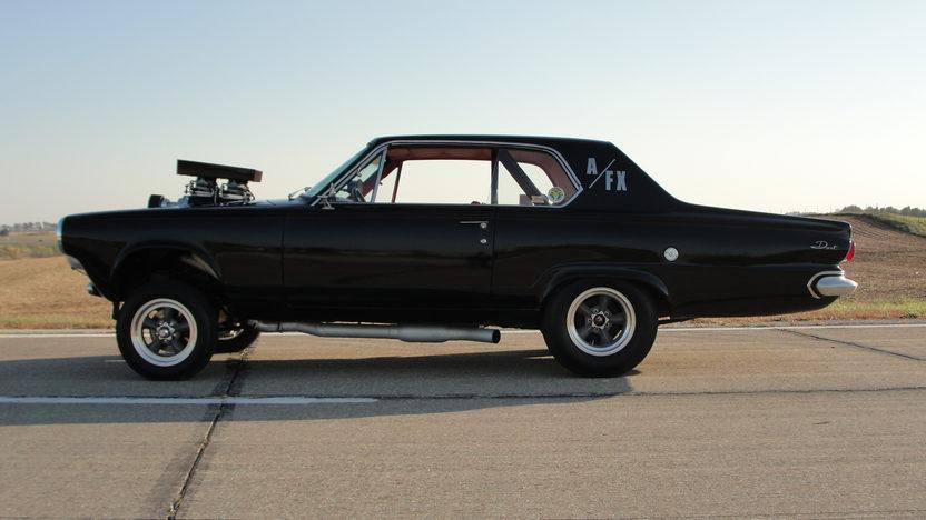 1963 Dodge Dart Blown 440 CI, 4-Speed presented as lot F73 at Kansas City, MO 2012 - image8