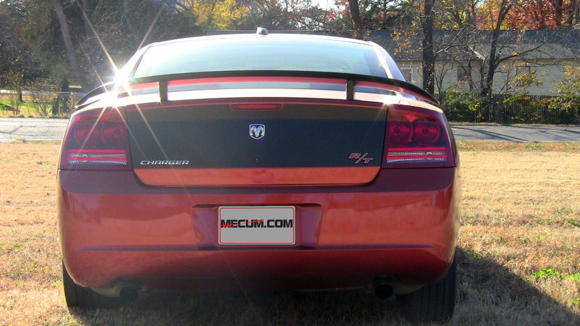 2006 Dodge Charger R/T Daytona #1,137 of 4,000 Produced presented as lot F135 at Kansas City, MO 2012 - image3