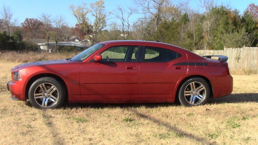 2006 Dodge Charger R/T Daytona #1,137 of 4,000 Produced presented as lot F135 at Kansas City, MO 2012 - image8
