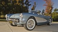 1956 Chevrolet Corvette Convertible 265 CI, 3-Speed presented as lot F150 at Kansas City, MO 2012 - thumbail image2