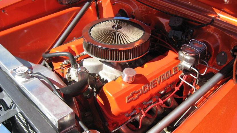 1966 Chevrolet Nova 468/475 HP, 4-Wheel Disc Brakes presented as lot F176 at Kansas City, MO 2012 - image5