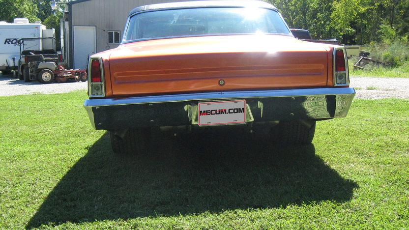 1966 Chevrolet Nova 468/475 HP, 4-Wheel Disc Brakes presented as lot F176 at Kansas City, MO 2012 - image6