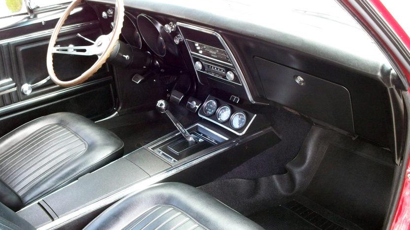 1967 Chevrolet Camaro SS 396/325 HP, 4-Speed presented as lot F181 at Kansas City, MO 2012 - image3