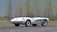 1960 Chevrolet Corvette Convertible 283/230 HP, 4-Speed presented as lot F188 at Kansas City, MO 2012 - thumbail image3