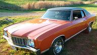 1972 Chevrolet Monte Carlo presented as lot F214 at Kansas City, MO 2012 - thumbail image3