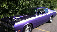 1971 Plymouth Duster Coupe 340 CI, Automatic presented as lot S183 at Kansas City, MO 2012 - thumbail image2