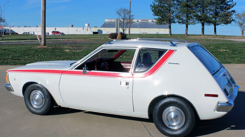 1971 AMC Gremlin One Owner Car presented as lot S48 at Kansas City, MO 2012 - image5