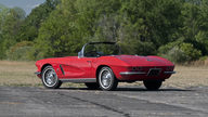 1962 Chevrolet Corvette Convertible 327/360 HP, 4-Speed presented as lot S56 at Kansas City, MO 2012 - thumbail image2