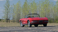 1962 Chevrolet Corvette Convertible 327/360 HP, 4-Speed presented as lot S56 at Kansas City, MO 2012 - thumbail image9