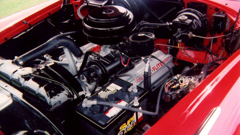 1955 Desoto Fireflite Convertible 292 CI Hemi, Frame-off Restoration presented as lot S70 at Kansas City, MO 2012 - image6