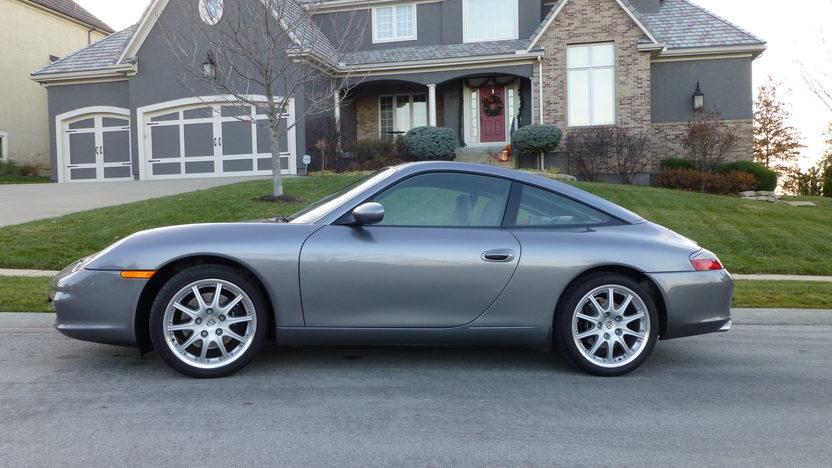 2003 Porsche 996 3.6/315 HP, Targa Edition presented as lot S80 at Kansas City, MO 2012 - image2