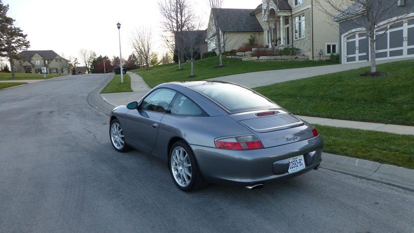 2003 Porsche 996 3.6/315 HP, Targa Edition presented as lot S80 at Kansas City, MO 2012 - image3