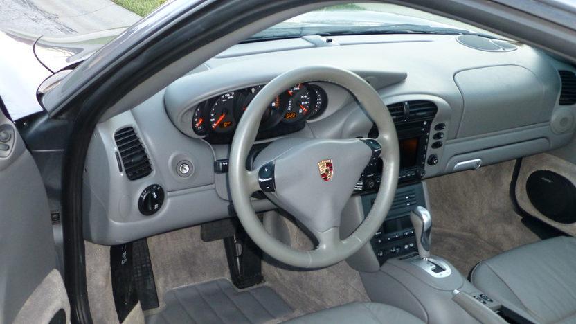 2003 Porsche 996 3.6/315 HP, Targa Edition presented as lot S80 at Kansas City, MO 2012 - image4