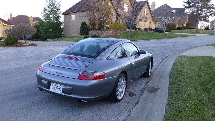 2003 Porsche 996 3.6/315 HP, Targa Edition presented as lot S80 at Kansas City, MO 2012 - image7