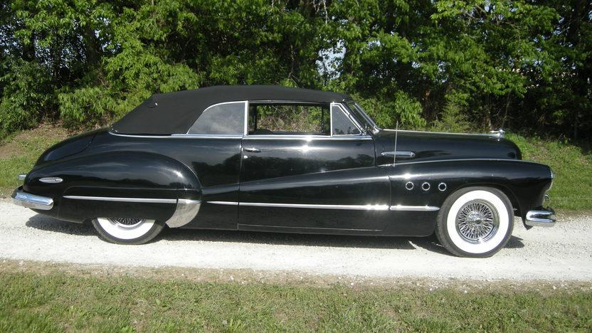 1948 Buick Super Convertible 454 CI, Automatic presented as lot S98 at Kansas City, MO 2012 - image2