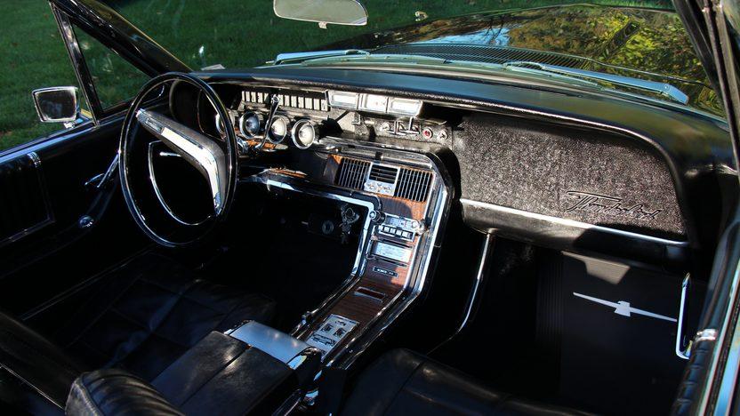 1966 Ford Thunderbird Convertible 428/345 HP, Automatic presented as lot S102 at Kansas City, MO 2012 - image4