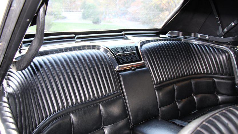 1966 Ford Thunderbird Convertible 428/345 HP, Automatic presented as lot S102 at Kansas City, MO 2012 - image5