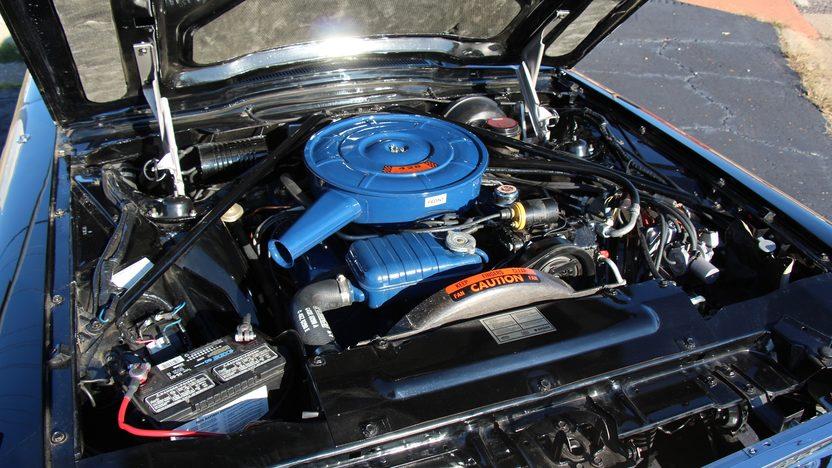 1966 Ford Thunderbird Convertible 428/345 HP, Automatic presented as lot S102 at Kansas City, MO 2012 - image7