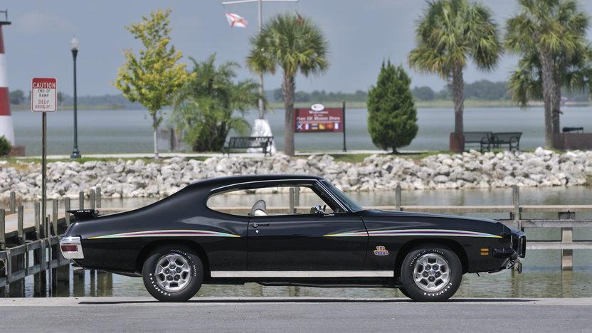 1971 Pontiac GTO Judge 455 HO, Automatic presented as lot S111 at Kansas City, MO 2012 - image12