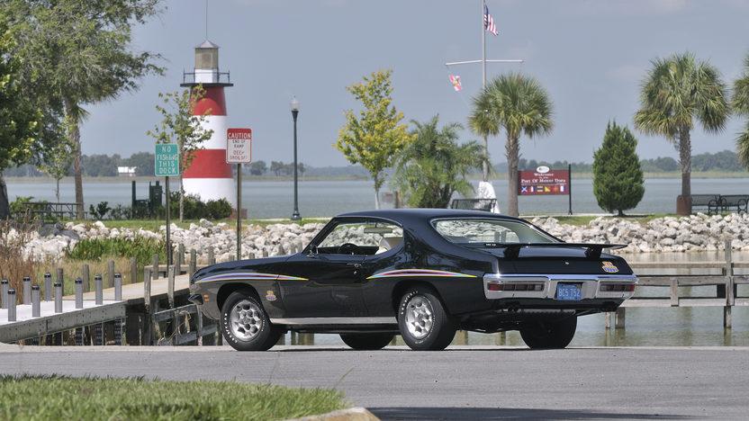 1971 Pontiac GTO Judge 455 HO, Automatic presented as lot S111 at Kansas City, MO 2012 - image2