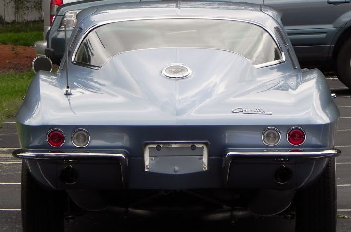 1964 Chevrolet Corvette Coupe presented as lot S114 at Kansas City, MO 2012 - image3
