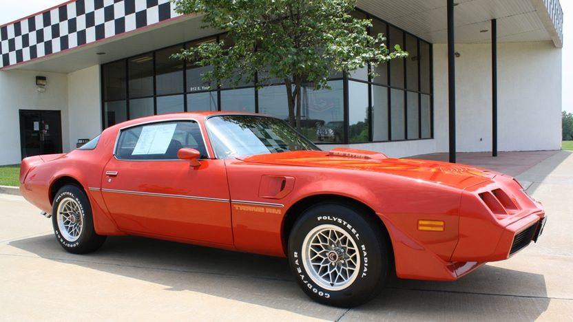 1979 Pontiac Trans Am 6.6L, Unrestored presented as lot S115 at Kansas City, MO 2012 - image10